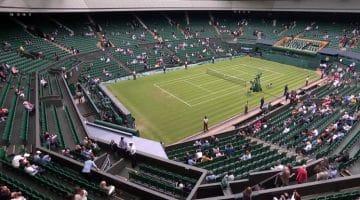 Wimbledon vetovihjeet tennis